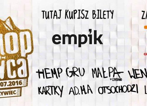 VI Edycję Festiwalu Hip-Hop Na Żywca