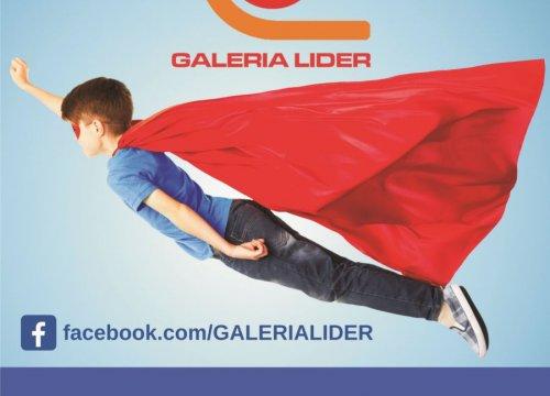 ZAPRASZAMY NA SUPER DZIEŃ W GALERII LIDER