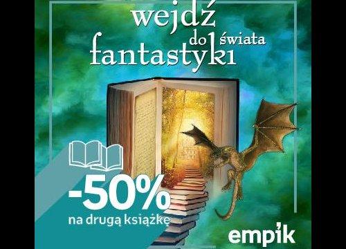 EMPIK - Wejdź do świata fantastyki!!