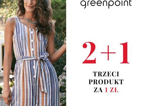 2+1 w Greenpoint