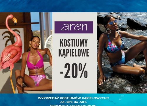 Kostiumy Kąpielowe -20%