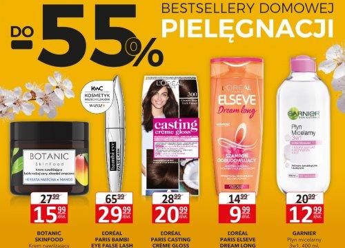 BESTSELLERY DOMOWEJ PIELĘGNACJI DO -55%