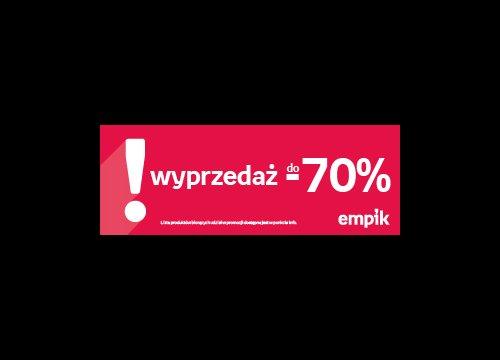EMPIK wyprzedaż do 70%