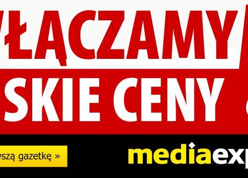 WŁĄCZAMY NISKIE CENY w Media Expert!
