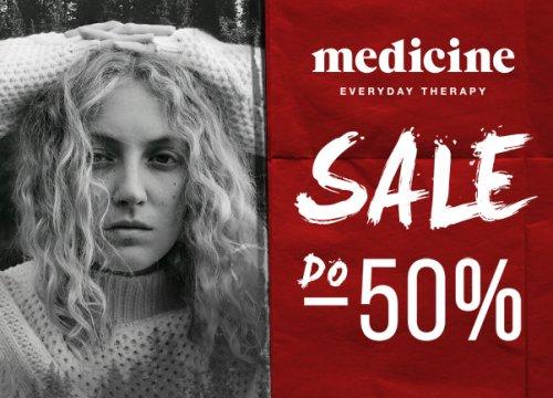 MEDICINE - SALE DO -50%.