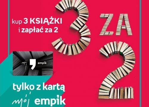 EMPIK - 3 za 2 !!